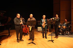 COURS Jazz ensemble